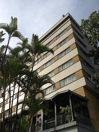 InterContinental Medellin: Fachada