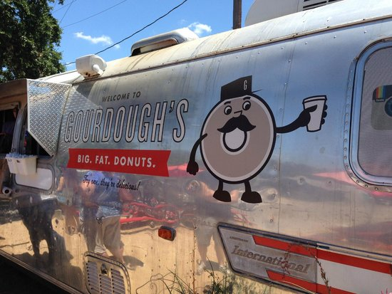 Gourdough's: Food Truck!