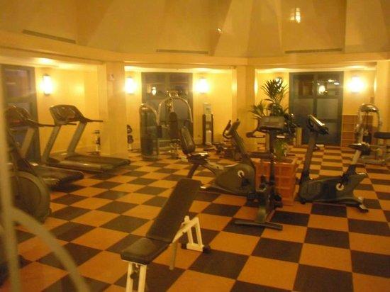 Disney's Hotel New York : Fitness van het hotel