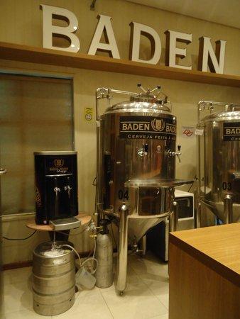 Baden Baden Tour: Balcão de Degustação