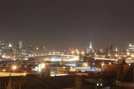 Brooklyn Way Hotel, BW Premier Collection: Ночной Бруклин
