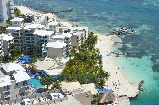 Occidental Costa Cancun: Barcelo Costa Cancun