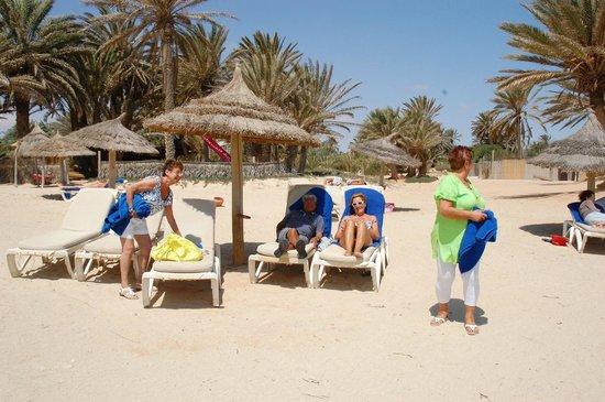 Odyssee Resort & Thalasso : The Plage