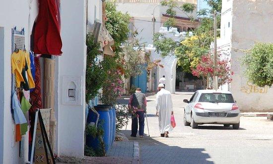 Odyssee Resort & Thalasso : Promenade à Zarzis