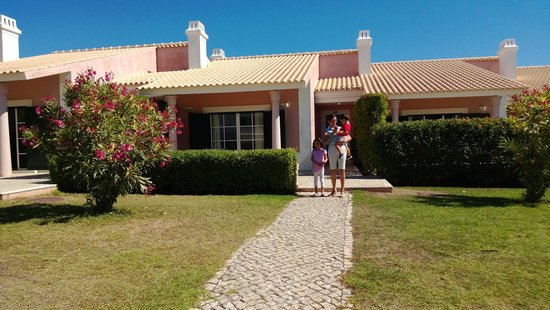 Vila Bicuda Resort: Nuestra villa