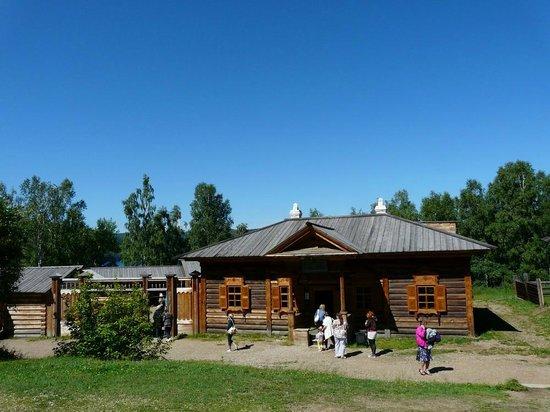 Taltsy Museum: Волостное правление