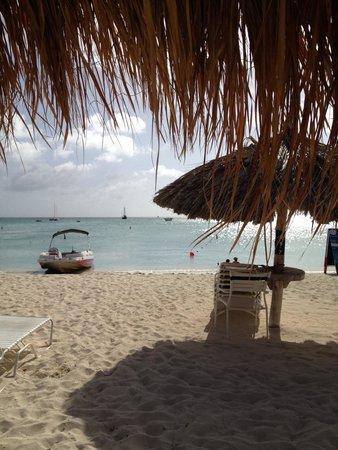 Marriott's Aruba Ocean Club: Great spot on the beach