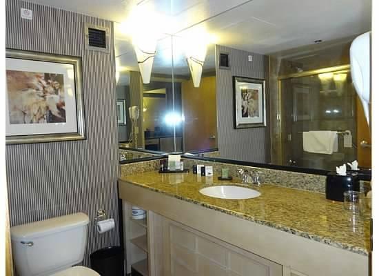 Embassy Suites by Hilton Convention Center Las Vegas : Bathroom