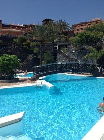 Melia Jardines del Teide: main pool
