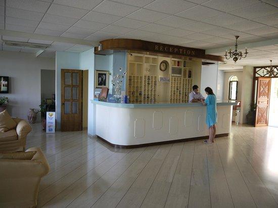 Sentido Alexandra Beach Resort: Reception