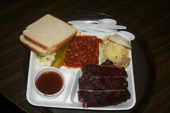 Railhead Smokehouse: My Meal