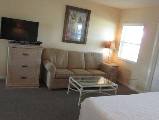 Sta N Pla Marina Resort: Livingroom