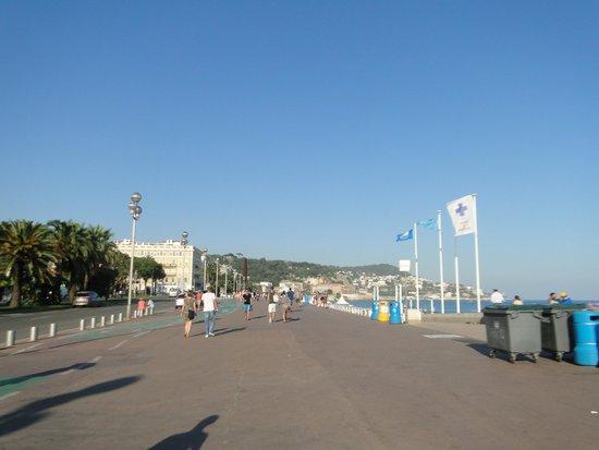 Promenade des Anglais: Promenade de Anglais