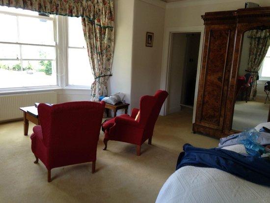 The Lovat, Loch Ness: Room 6 at the Lovat