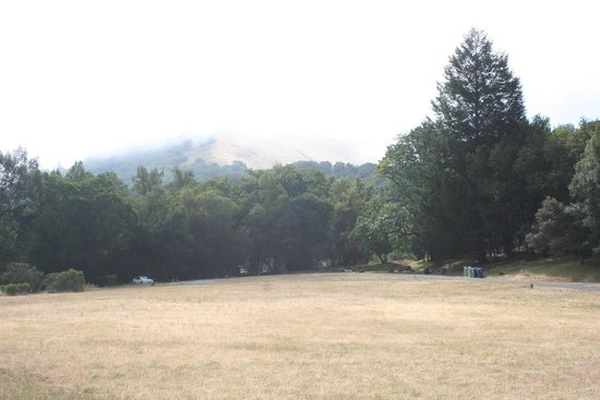 Sugarloaf Ridge State Park: View from our campsite