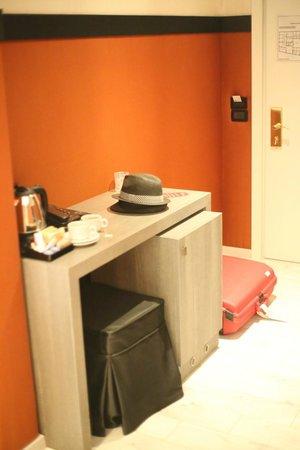 Selene Style Hotel: anteroom