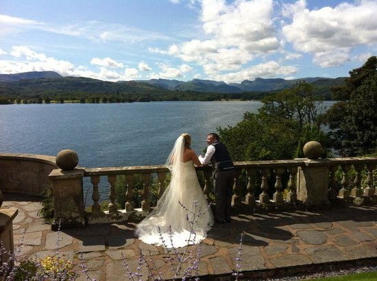 Langdale Chase Hotel: A happy day we will never forget!