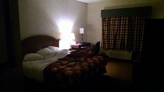Best Western Royal Plaza Hotel & Trade Center : Quartos