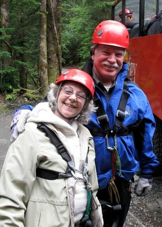 Alaska Canopy Adventures: Sweet