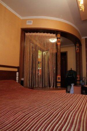 Hotel Bon Ami: Номер Мексиканские страсти)