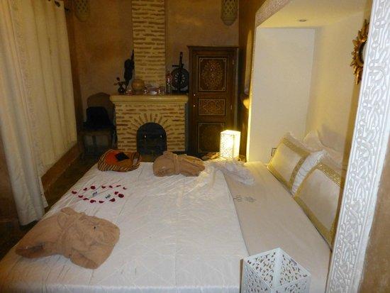 Riad Palais des Princesses: Chambre