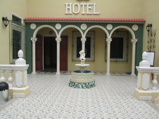 Hotel Amira in Salinas, Ecuador : Hotel