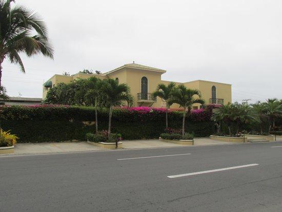 Hotel Amira in Salinas, Ecuador: Hotel