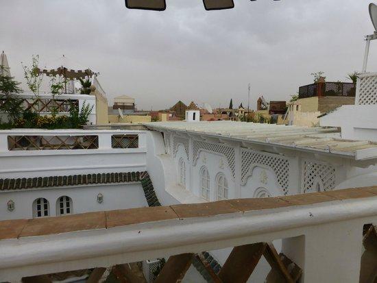 Riad Palais des Princesses : Terrasse