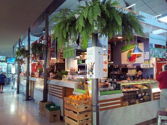 Mercado Victoria: Super agréable