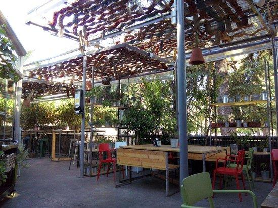 Mercado Victoria: Endroit frais et reposant