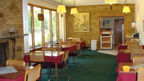 Mariner Motor Hotel : breakfast room