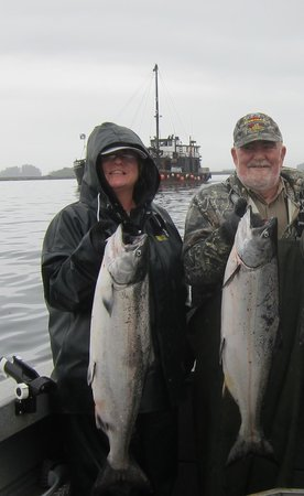 S.E. Alaska Outdoor Adventures: Day 2 King Salmon