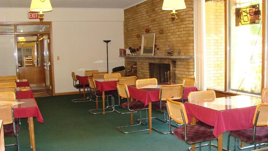 Mariner Motor Hotel : breakfast room