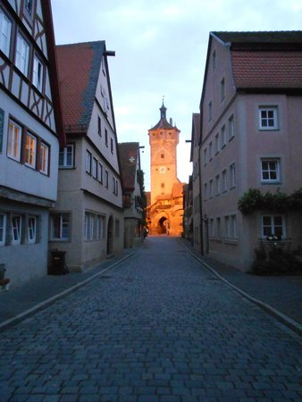 Gaestehaus Rothenburg: Klingengasse
