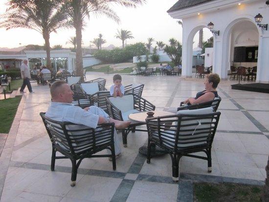 Dessole Seti Sharm Resort: Уютное место отдыха у бассейна