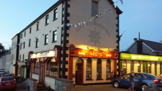 Clondra, Ireland: The Richmond Inn