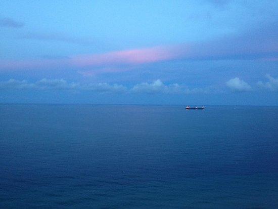 Hilton Fort Lauderdale Beach Resort : Setting Sun