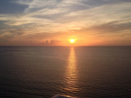 Hilton Fort Lauderdale Beach Resort : Sunset