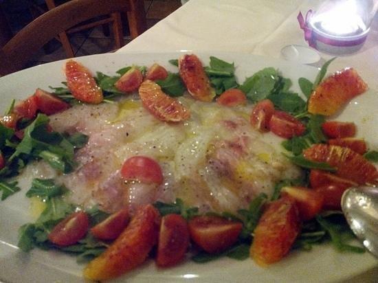 La Pecora Nera: i piatti