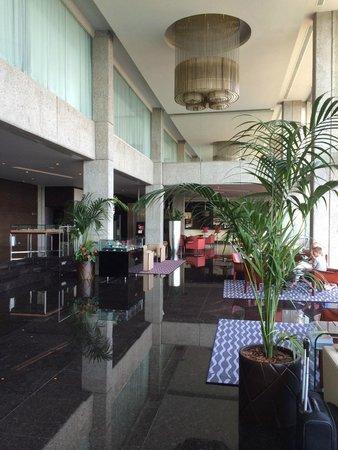 Amathus Beach Hotel Limassol : Lobby area
