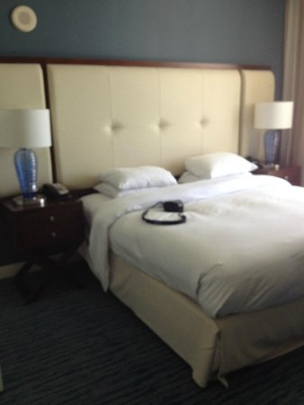 Hilton Fort Lauderdale Beach Resort: Quarto