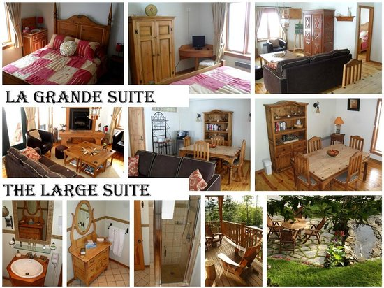 The Refuge - Rooms & Suites: The Large Suite