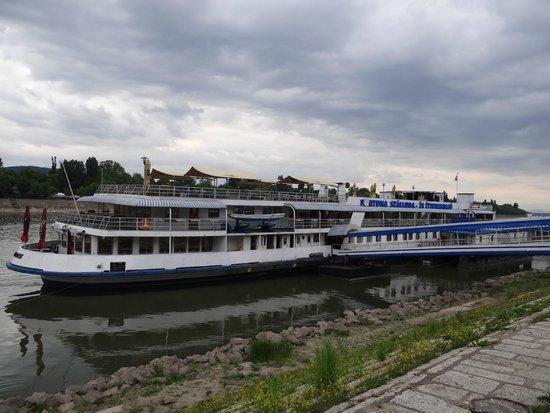Fortuna Boat Hotel & Restaurant: El Barco