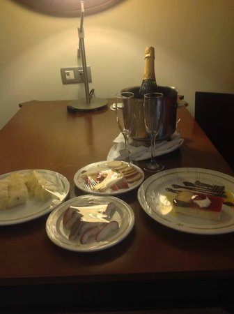 Iberostar Grand Hotel Rose Hall : A gift from our Butler!