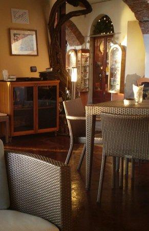 Fatamorgana - American Bar: Outside Terrace