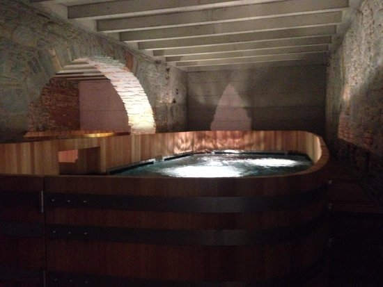 B2 Boutique Hotel + Spa: Les bains