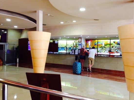 Hotel Rosamar : Reception