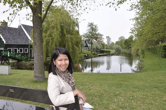 Holiday Inn Express Amsterdam-Schiphol: in love with nature