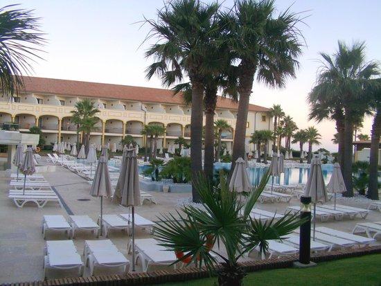 Iberostar Andalucia Playa: A zona da piscina
