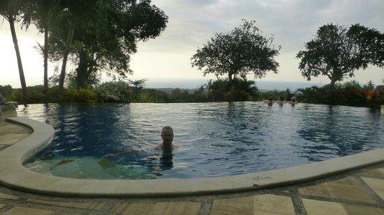 Puri Mangga Sea View Resort & Spa: La piscine